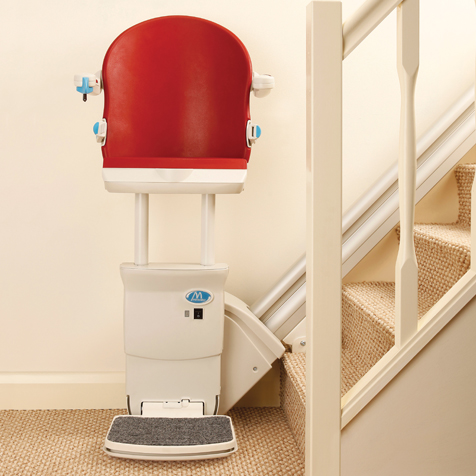 Stoličkový výťah Minivator